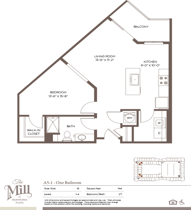 A5-1 Floor Plan Image