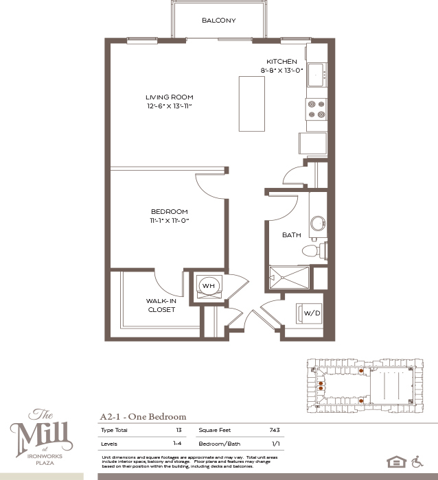 A2-1-OneBedroom