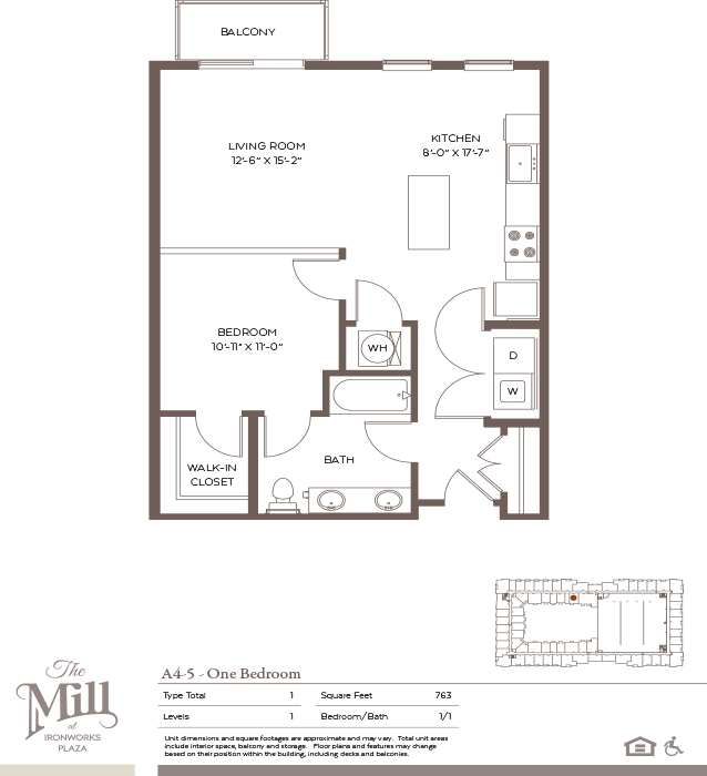 A4-5 Floor Plan Image