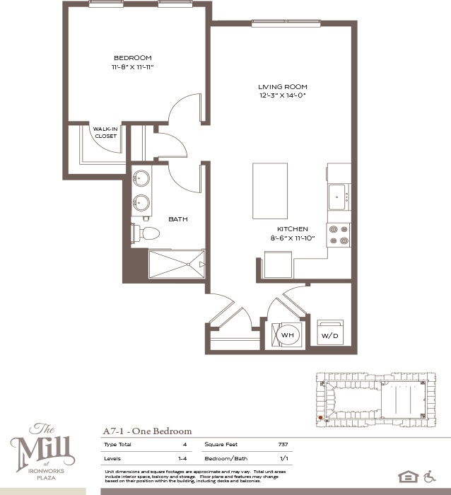 A7-1 Floor Plan Image